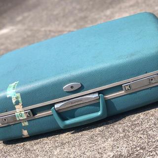 サムソナイト(Samsonite)のアンティークなスーツケース(スーツケース/キャリーバッグ)