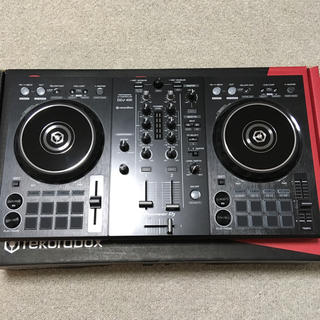 パイオニア(Pioneer)のDDJ-400(DJコントローラー)