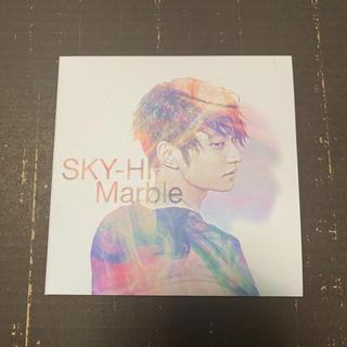 スカイハイ(SKYHi)のSKY-HI marble(ヒップホップ/ラップ)