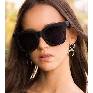 クエイアイウェアオーストラリア(Quay Eyeware Australia)の訳あり 大人気 サングラス AFTER HOUR ブラック オーストラリア(サングラス/メガネ)
