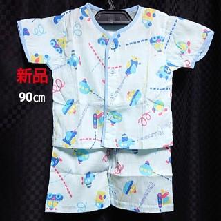 サンリオ(サンリオ)の☆新品☆THE RUNABOUTS  90㎝  半袖  パジャマ(パジャマ)