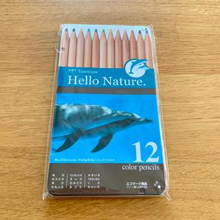 トンボエンピツ(トンボ鉛筆)のトンボ 色鉛筆 12色(色鉛筆 )