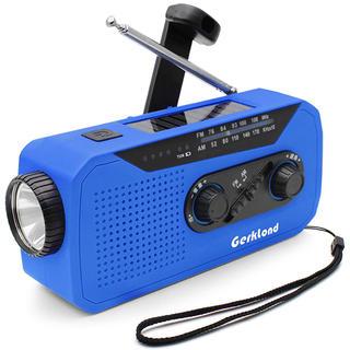 防災ラジオ ソーラーラジオ(ラジオ)