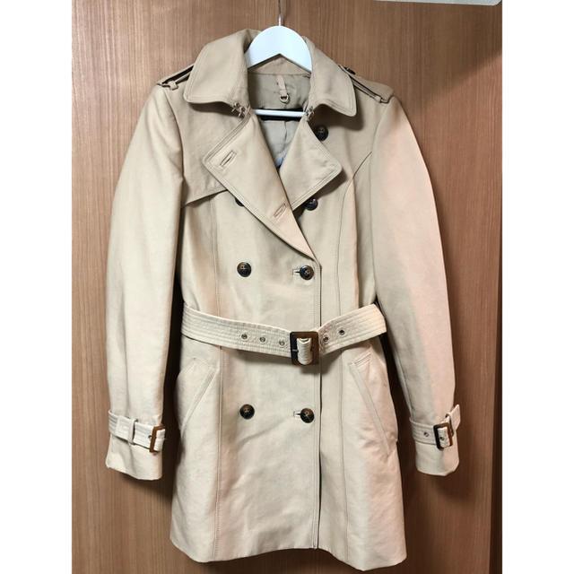 ZARA(ザラ)のZARA トレンチコート XS レディースのジャケット/アウター(トレンチコート)の商品写真
