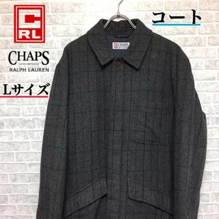 チャップス(CHAPS)のChaps RALPH LAUREN コート Lサイズ ヴィンテージ90s(トレンチコート)