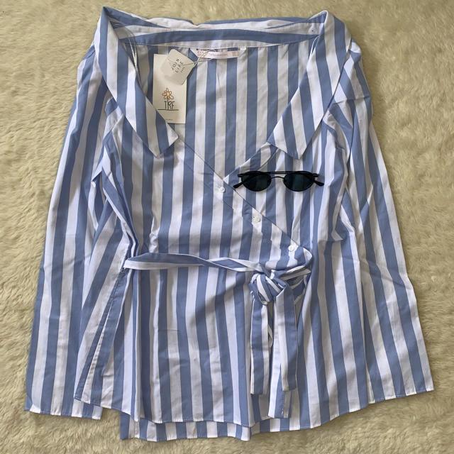 ZARA(ザラ)のzara sizm レディースのトップス(Tシャツ(長袖/七分))の商品写真