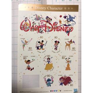 ディズニー(Disney)のディズニー/Disney シール切手(切手/官製はがき)