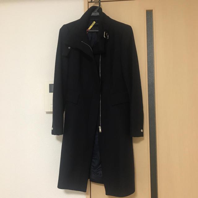 ZARA(ザラ)のZARA ロングコート レディースのジャケット/アウター(ロングコート)の商品写真