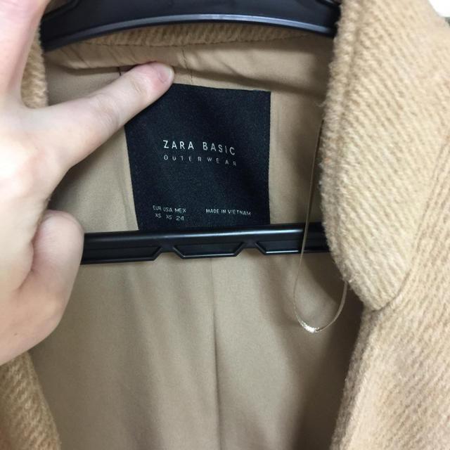 ZARA(ザラ)の美品♪即完売ZARA ジレ レディースのトップス(ベスト/ジレ)の商品写真