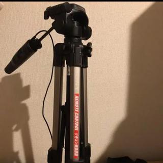 ソニー(SONY)のSONYソニー リモコン付き三脚 vct-d680rm(ビデオカメラ)