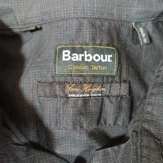 バーブァー(Barbour)の【古着】barbour L/Sシャツ  classic tartan(シャツ)