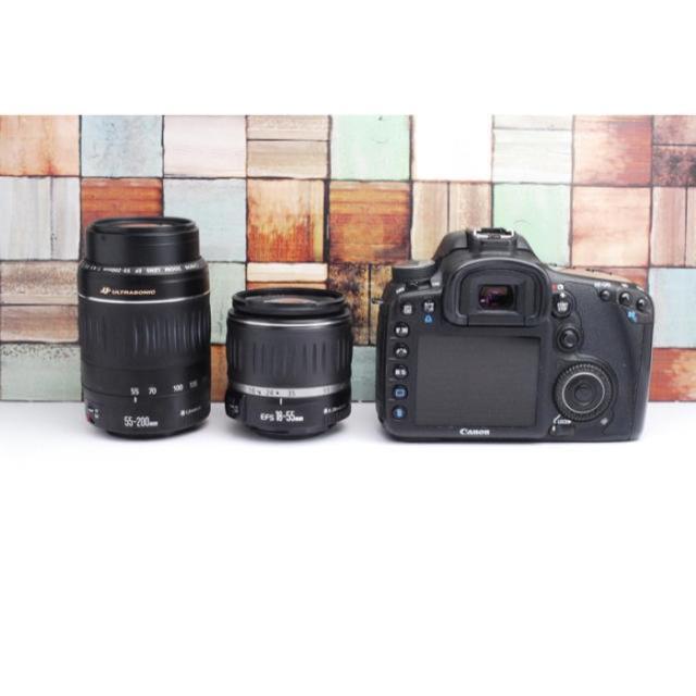 Canon(キヤノン)の❤️超人気❤️キャノン EOS 7D❤️  スマホ/家電/カメラのカメラ(デジタル一眼)の商品写真