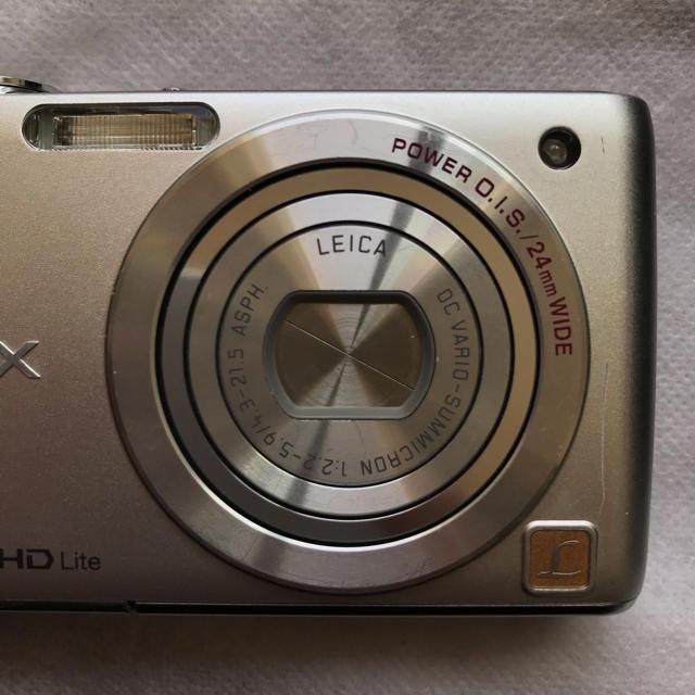 Panasonic(パナソニック)のPanasonic デジカメ スマホ/家電/カメラのカメラ(コンパクトデジタルカメラ)の商品写真