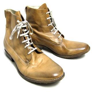 ジョルジオブラット(GIORGIO BRATO)の新品!◆GIORGIO BRATO ブーツ 42◆ジョルジオ ブラット(ブーツ)