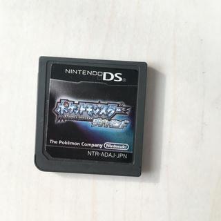 ポケモン(ポケモン)のポケットモンスター ダイヤモンド DSソフト(携帯用ゲームソフト)