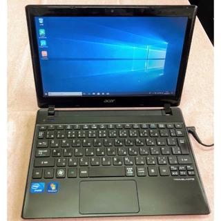 エイサー(Acer)のAcer TravelMate B113E-N82C 中古感動品(ノートPC)