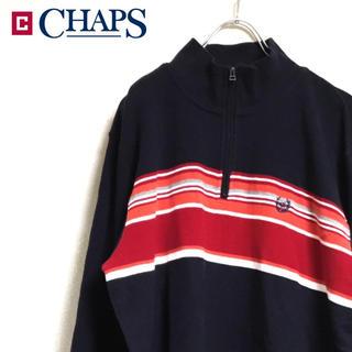 チャップス(CHAPS)の【希少】90S CHAPS アノラック 長袖 ジャージ LLサイズ (ジャージ)