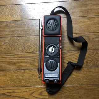 ソニー(SONY)のSONY icb 670 トランシーバー 中古(アマチュア無線)