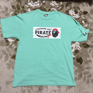 A BATHING APE - ape BAPE pirate store tシャツ tee パイレーツストアー