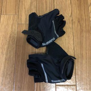シマノ(SHIMANO)のサイクリンググローブ(その他)