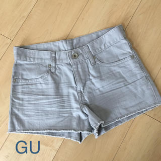ジーユー(GU)のGU ショートパンツ(ショートパンツ)