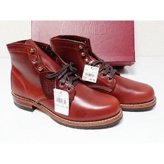 ウルヴァリン(WOLVERINE)の未使用、新品、WOLVERINE (ウルヴァリン)1000MILE ブーツ(ブーツ)