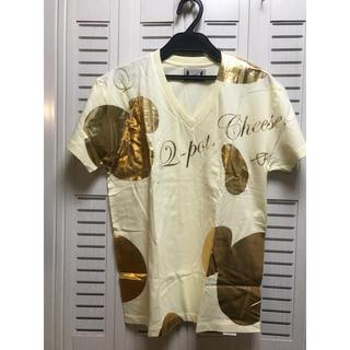 キューポット(Q-pot.)の非売品 未使用 Q-pot キューポット チーズ Tシャツ サイズM(Tシャツ(半袖/袖なし))