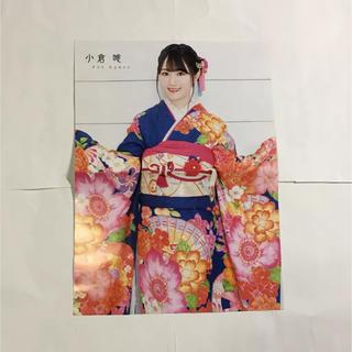 【声優:ポスター】小倉唯さん&松井恵理子さんポスター(ポスター)