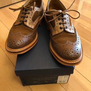 トリッカーズ(Trickers)のトリッカーズ ポールスミス別注 バートン 8 革靴 カントリーシューズ(ドレス/ビジネス)