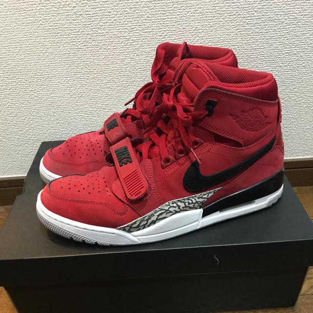 NIKE(ナイキ)のnike  jordan legacy 312! メンズの靴/シューズ(スニーカー)の商品写真