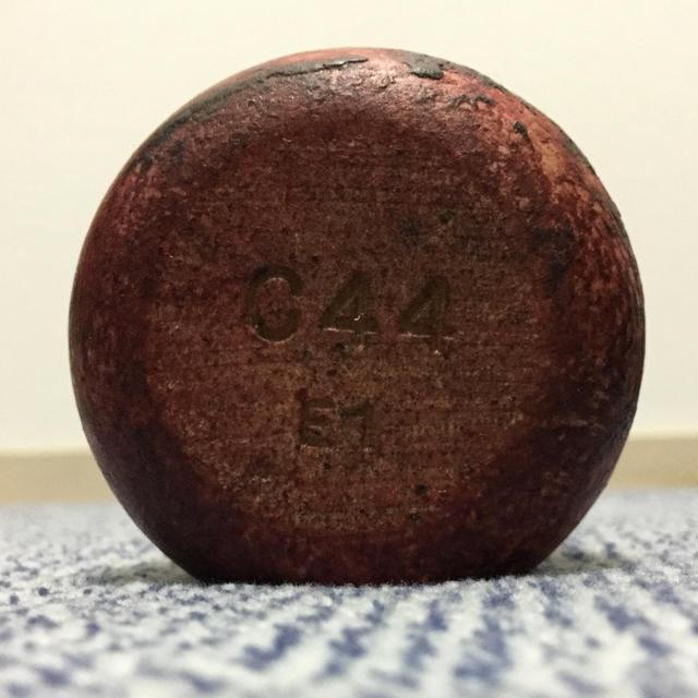 Xanax(ザナックス)の広島カープ 松山竜平選手#44 使用バット スポーツ/アウトドアの野球(バット)の商品写真
