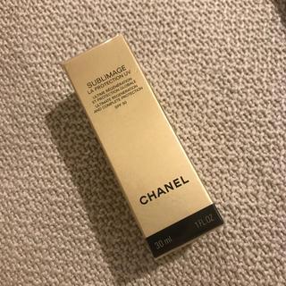 シャネル(CHANEL)のサブリマージュ ラ プロテクシオン UV50 日焼け止め乳液(乳液 / ミルク)
