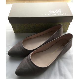 オリエンタルトラフィック(ORiental TRaffic)の【美品】ORiental TRaffic オリエンタルトラフィック パンプス 靴(ハイヒール/パンプス)