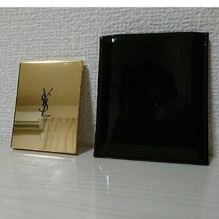 イヴサンローランボーテ(Yves Saint Laurent Beaute)のまりも様専用 イヴ・サンローラン 手鏡(ミラー)