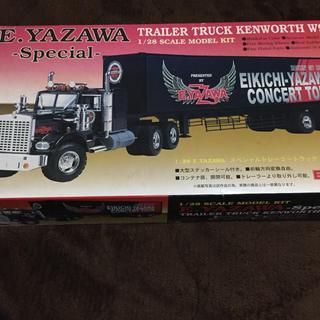 ヤザワコーポレーション(Yazawa)の矢沢永吉 スペシャルトレーラートラック プラモデル(ミュージシャン)