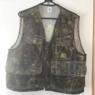 ニードルス(Needles)のsouth2west8 Mesh Bush Vest 18ss(ベスト)