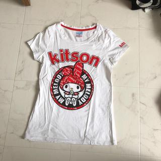キットソン(KITSON)のキットソン×マイメロ コラボ Tシャツ(Tシャツ(半袖/袖なし))