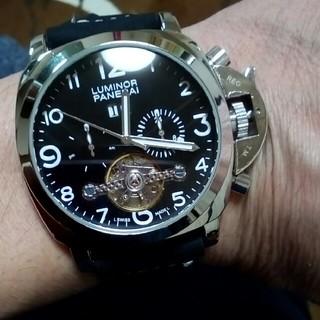 オフィチーネパネライ(OFFICINE PANERAI)のパネライ  ルミノール・マリーナタイプ(腕時計(アナログ))