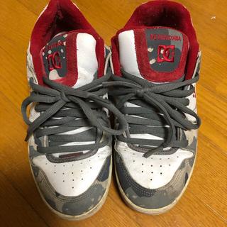 ディーシーシューズ(DC SHOES)の値下げDC shoes迷彩28(スニーカー)