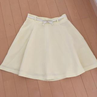 ミッシュマッシュ(MISCH MASCH)のミッシュマッシュ膝上スカート(ひざ丈スカート)