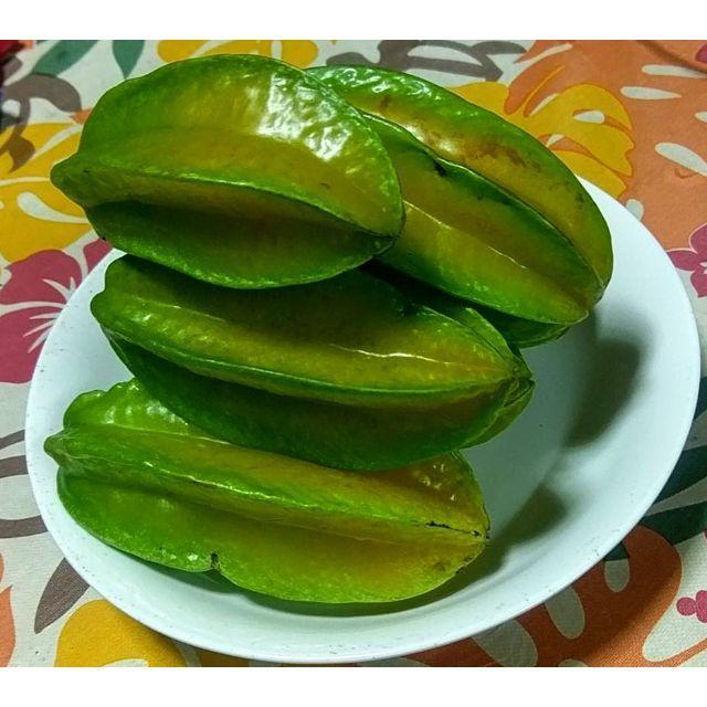 沖縄ブランド スターフルーツ「美ら星」A級品 1㎏ 食品/飲料/酒の食品(フルーツ)の商品写真