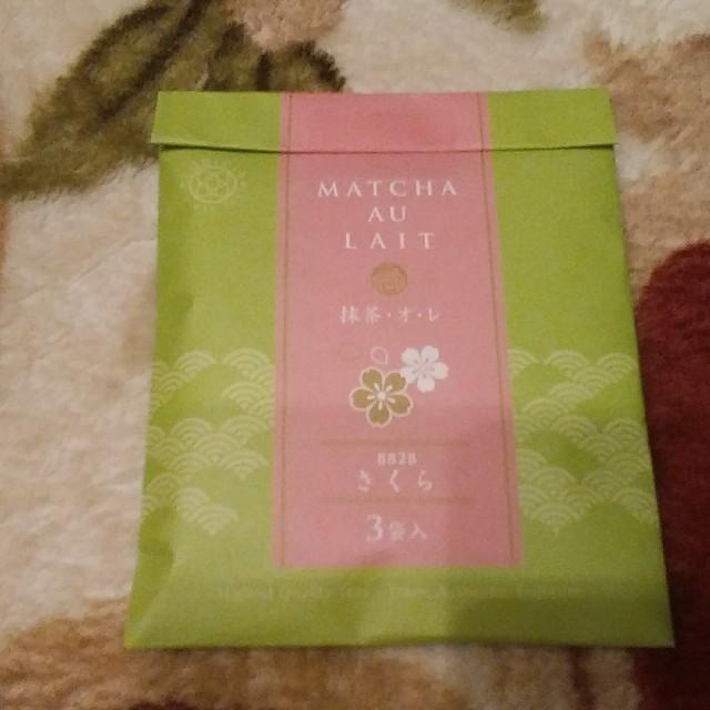 LUPICIA(ルピシア)の☆ルピシア☆抹茶オ・レ🌸サクラ🌸 食品/飲料/酒の飲料(茶)の商品写真