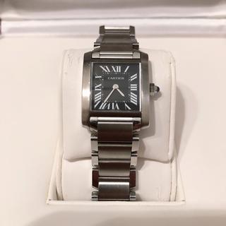 カルティエ(Cartier)の2017年OH済み カルティエ タンクフランセーズ 限定モデル Cartier(腕時計)