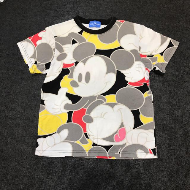 Disney(ディズニー)のミッキー ★ tシャツ  キッズ/ベビー/マタニティのキッズ服 男の子用(90cm~)(Tシャツ/カットソー)の商品写真