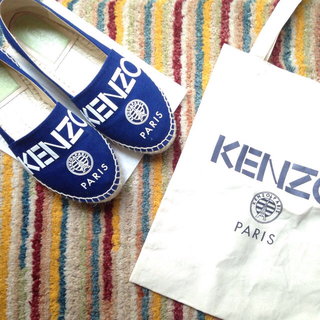 ケンゾー(KENZO)のKENZO エスパドリーユ(サンダル)