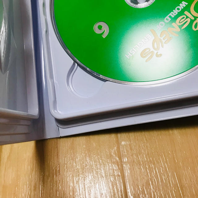 Disney(ディズニー)の2018年購入‼︎最新版‼︎ディズニー英語システム ストレートプレイ エンタメ/ホビーのDVD/ブルーレイ(キッズ/ファミリー)の商品写真