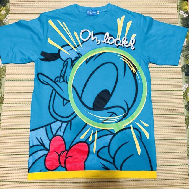 Disney(ディズニー)のディズニーリゾート Tシャツ メンズのトップス(Tシャツ/カットソー(半袖/袖なし))の商品写真
