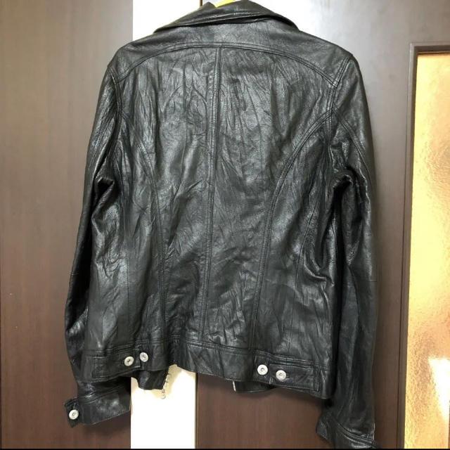 JACKROSE(ジャックローズ)のJACK ROSE ライダースジャケット レザージャケット メンズのジャケット/アウター(レザージャケット)の商品写真