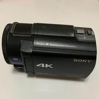 ソニー(SONY)のSONY 4K ハンディ FDR AX-30(ビデオカメラ)