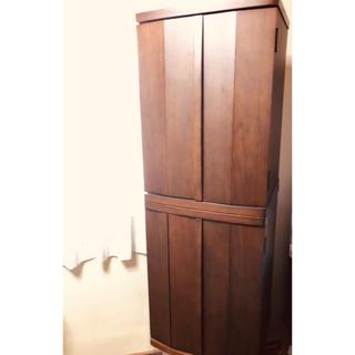 イケア(IKEA)の【売り切り価格❗️】家具調仏壇 元値40万円程! 高品質収納家具でも素敵(その他)